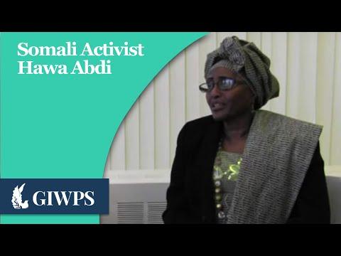 GIWPS Profiles in Peace: Dr. Hawa Abdi
