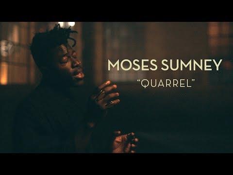 """Download Moses Sumney - """"Quarrel"""" Live Performance Mp4 baru"""