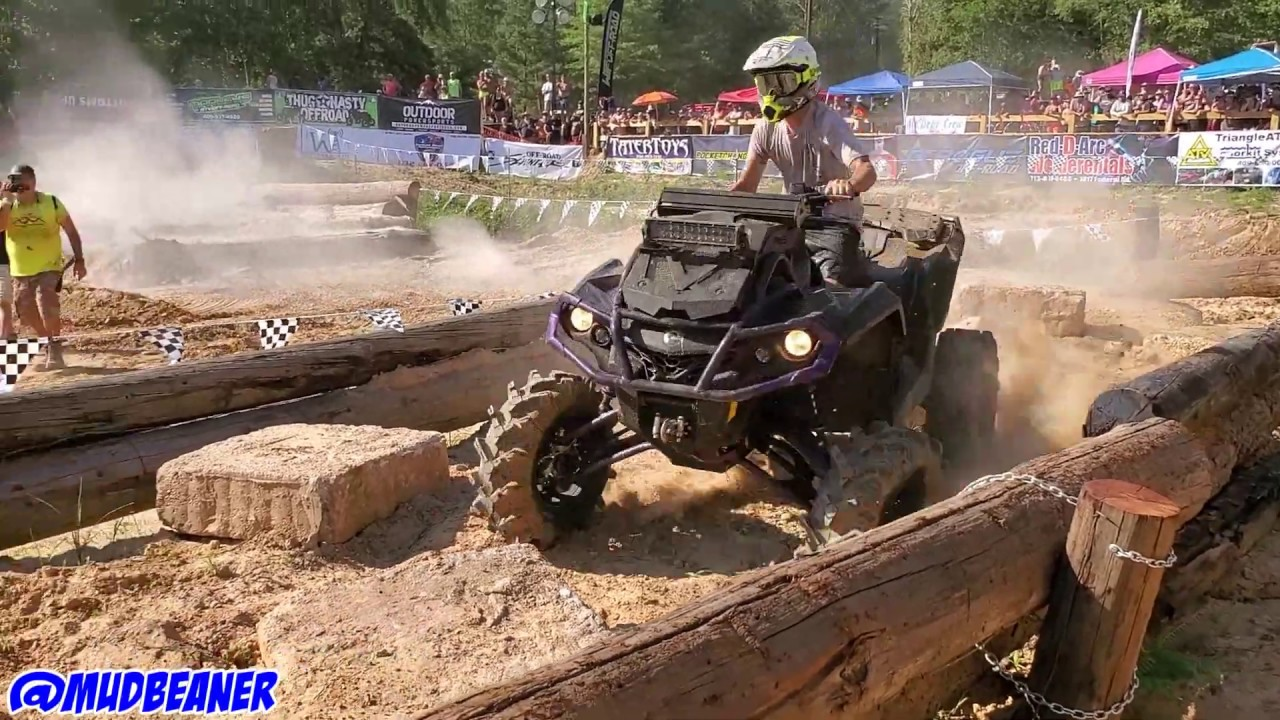 Stock to 33 ATV Class - WTF Off Road Bounty Course 2.0
