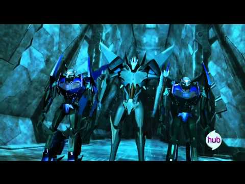 Cliffjumper and Arcee vs Shockwave and vehicons HD