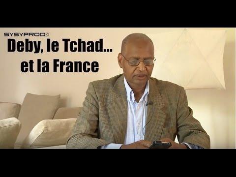 ITW Acheikh Ibn-Oumar - Deby, le Tchad... et la France