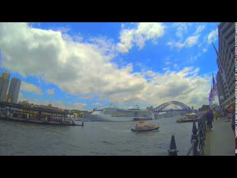 Sydney Harbour Port Jackson Australia