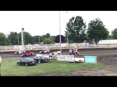 Southern Iowa Speedway 7/18/2018 - Heat Race