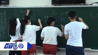 Lớp học tiếng Việt ở xứ Đài Loan   VTC