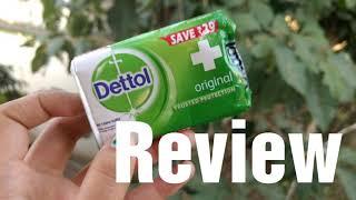 Dettol Soap Review Antibacterial Soap