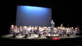 Wiener Waltzer Medley y Continental Christmas - Concierto de Navidad 2010 - Banda Torrelodones