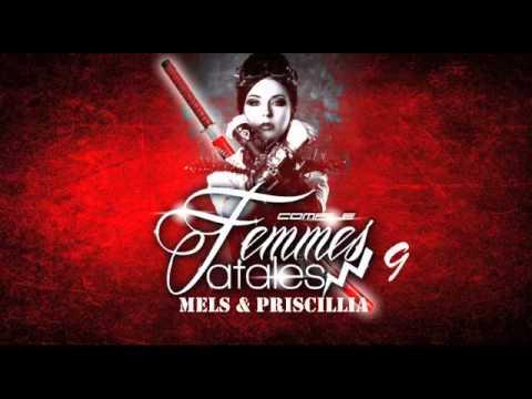 Mels & Priscillia - Femmes Fatales 9