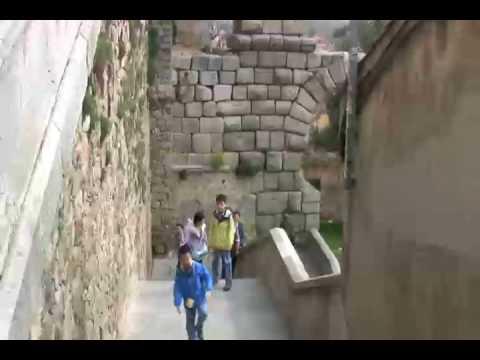 Segovia Roman Aqueduct