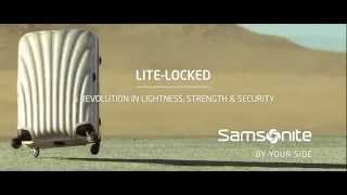 Gambar cover Samsonite Lite-Locked