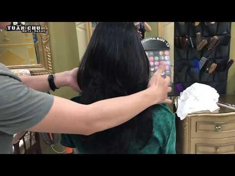 Những mẫu tóc uốn đẹp thịnh hành nhất hiện nay   Hair Salon Tuấn Chu