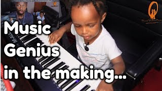 TheOhEmGees  Episode 45 - Daddy amp Daughter Music Time ep3