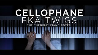 FKA Twigs - Cellophane | The Theorist Piano Cover
