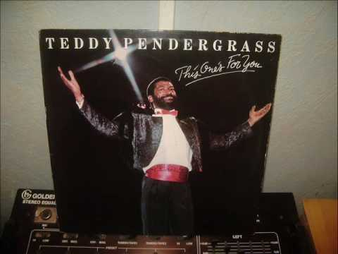 TEDDY PENDERGRASS   now tell me that you love me