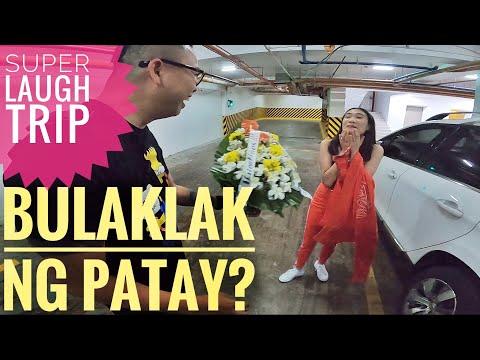 Laugh Trip To! VALENTINES PRANK NI JEFFREY TAM ( Bulaklak Ng Patay )