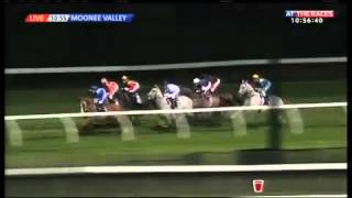 Black Caviar wins 24th race Mooney Valley 22nd March 2013 Full Horse Race win