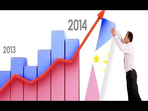 Philippine Economic Progress in 2014