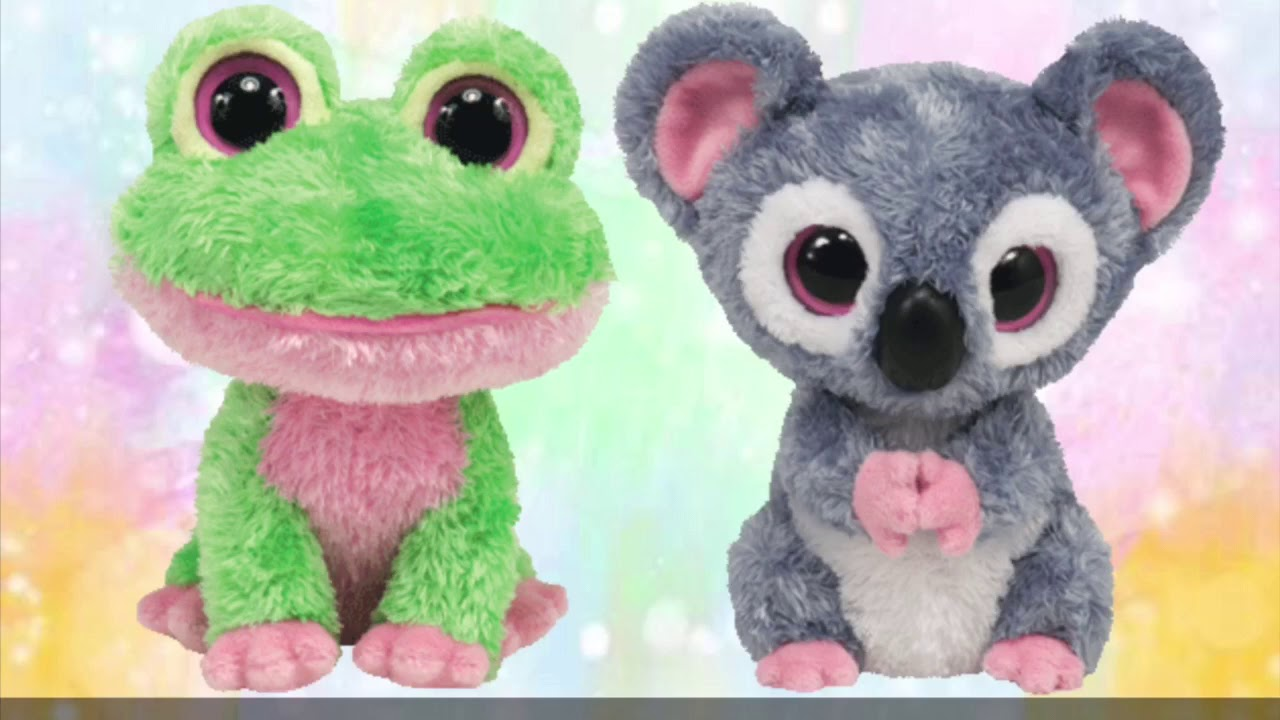 Top 10 Rarest Beanie Boos  86602c4f0ed