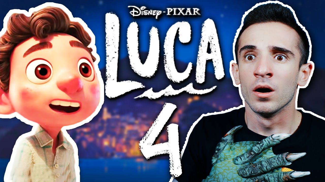 Download LUCA IN REAL LIFE 4!