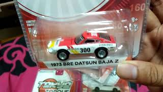 Review greenlight set tokyo torque series 1 isinya datsun vs nissan whyy set so sick...