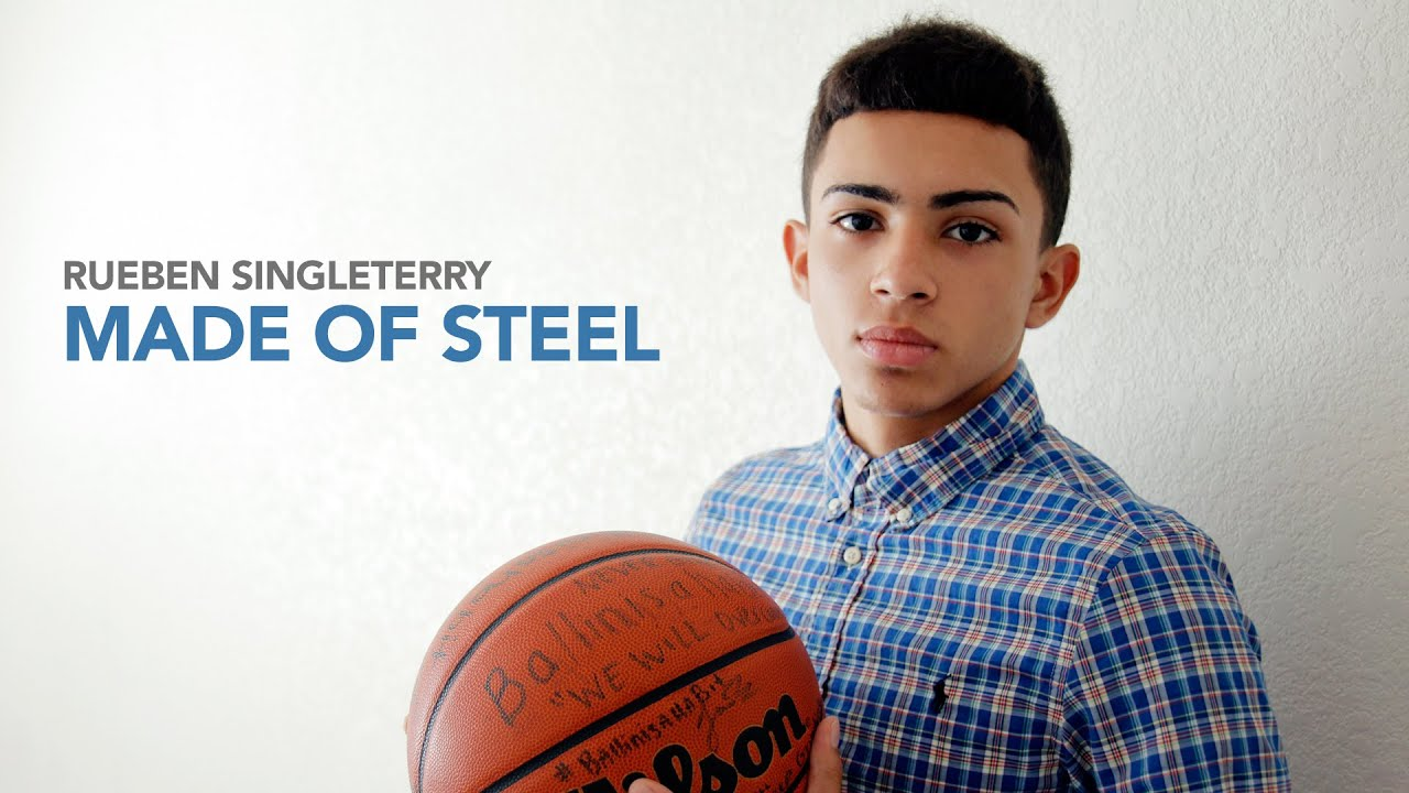 Rueben Singleterry: Made of Steel