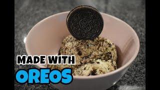 How to make Cookies and Cream Ice Cream | Easy Recipe!