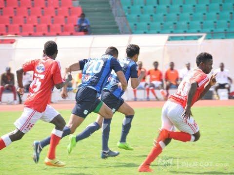 Benfica Bissau - Difaâ El Jadida, 0 - 0