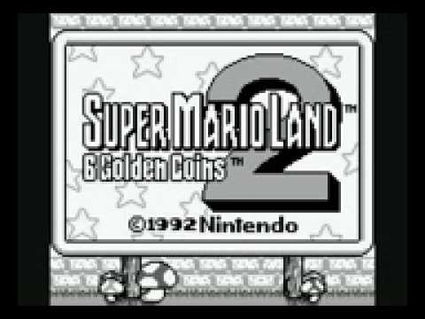 Super Mario Land 2 Soundtrack: Seashore
