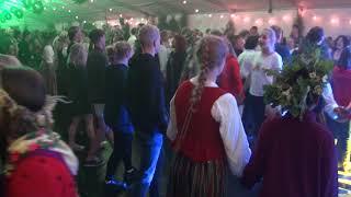 "00091 ""Baltica 2018"" noslēguma SAULGRIEŽU NAKTS"