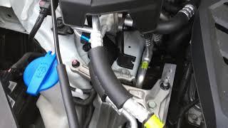 (07/05) 모터룸 소음, 재시동 후 정상화