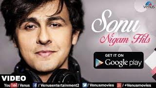 """Sonu Nigam Hits"" - Download FREE App @GooglePlayStore"