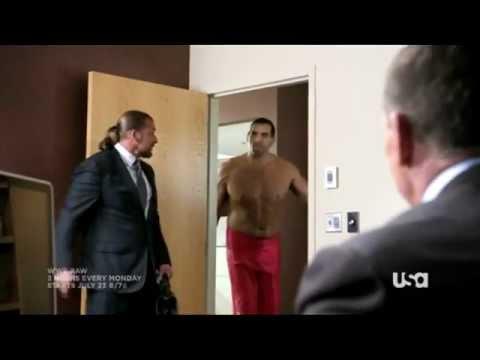 WWE Raw 3 Hours Funny Promo USA Network HD