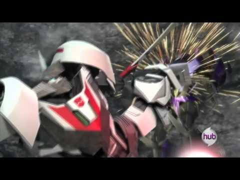 Transformers Prime Series Wheeljack AMV Rise