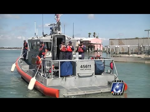 Coast Guard to rebuild Port Aransas station
