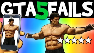 GTA 5 FAILS – EP. 31 (GTA 5 Funny Moments compilation online Grand theft Auto V Gameplay)