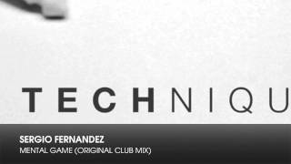 Sergio Fernandez - Mental Game (Original Club Mix)