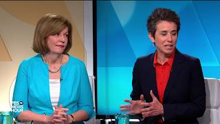 Amy Walter and Susan Page on Supreme Court stakes, 'Abolish ICE' politics