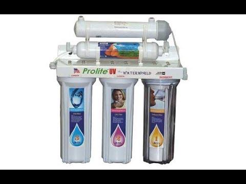 طريقة تركيب فلتر مياه 5 مراحل