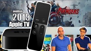 Apple TV 2015 en español, análisis a fondo