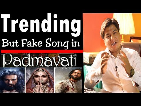 Trending But Fake Song | Padmavati | Ranveer Singh | Deepika Padukon | Shahid Kapoor
