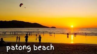 The Amazing Patong Beach Phuket Thailand