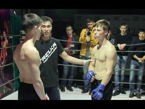 Парикмахер против Строителя, Стрелка Улан-Удэ