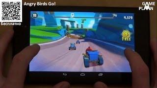 Самый подробный обзор Angry Birds Go! от Game Plan