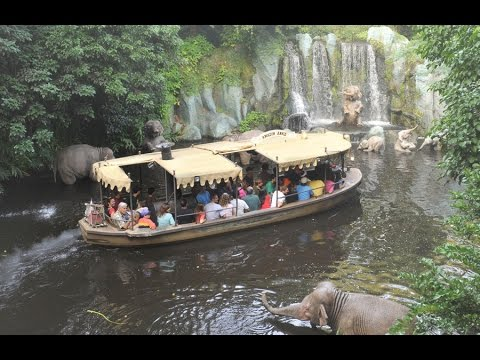 The HitchHiking Hosts Show 101: Jungle Cruise