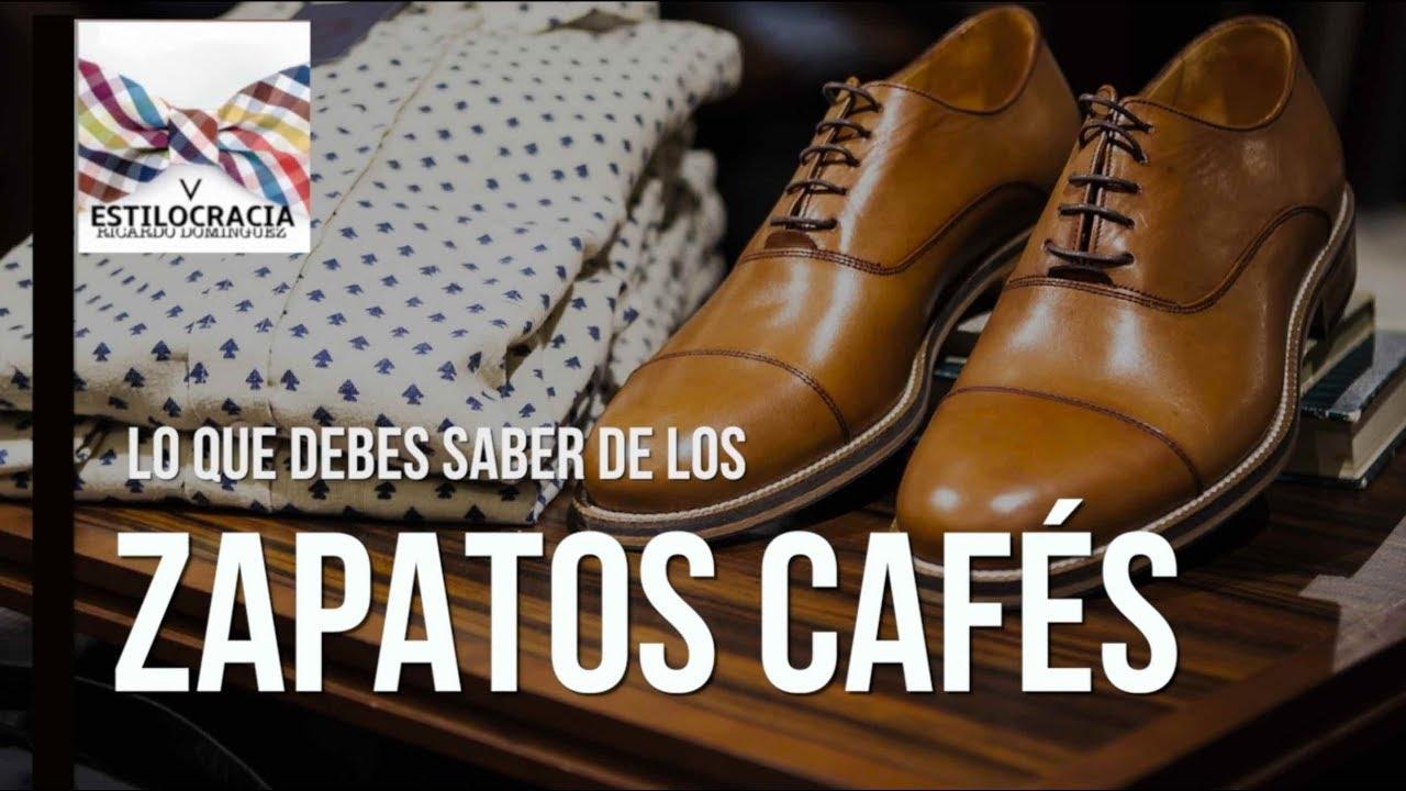 d1895278d76 Zapatos cafés  combínalos y úsalos