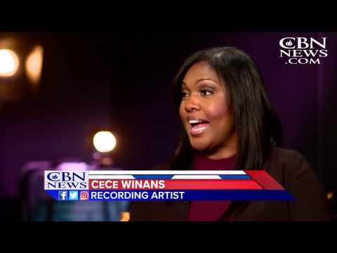 CeCe Winans discusses New Album & Church