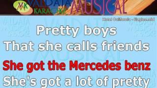 Hotel California Eagles - karaoke