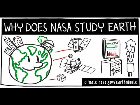 NASA's Earth Minute: Why Does NASA Study Earth?
