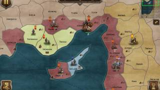 Strategy & Tactics:Medieval Wars Mission 2