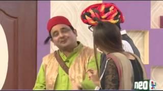Sawa Teen 28 February 2016 on Neo News - Iftikhar Thakur