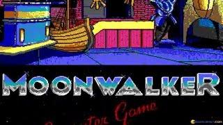 Moonwalker gameplay (PC Game, 1989)